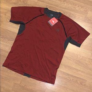 NWT The North Face Kilowatt Short Sleeve Shirt